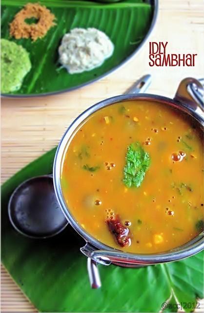 Saravana bhavan sambar