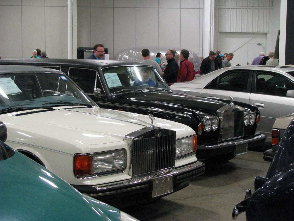 BENTLEY SPOTTING: Bentleys and Rolls-Royces at Toronto Spring ...