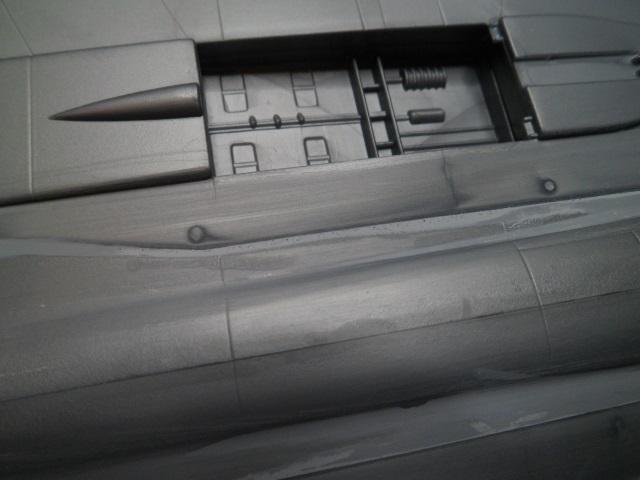 Pas-à-pas : Convair B-58 Hustler [Italeri 1/72] - Page 2 25521557355_60184ecec6_o