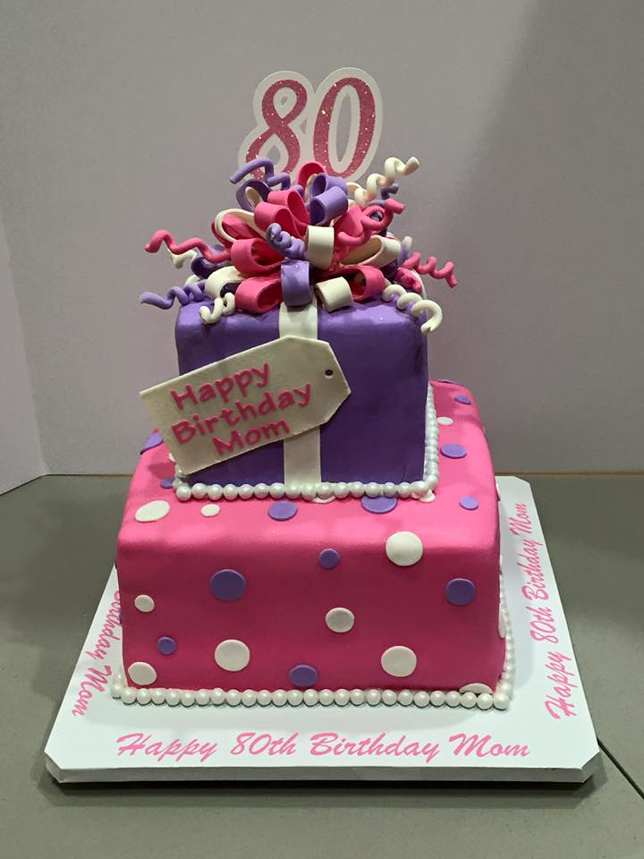 Two Tier Wedding Cake Box