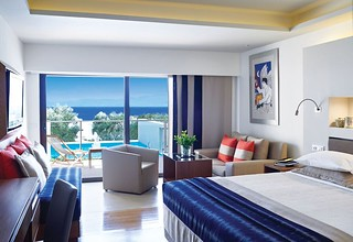 Porto Sea View Superior Suite with Individual Pool