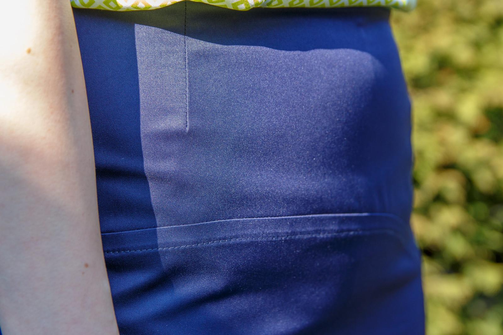 Zbliżenie na karczek, spódnica, 9/2012