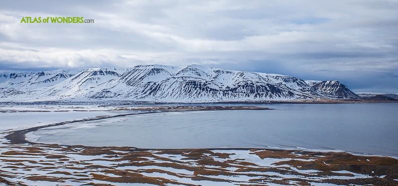Vík scenery Iceland