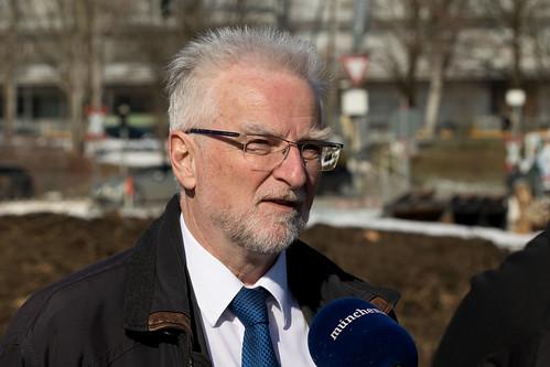 MVG-Chef Herbert König geht zum 31. Oktober 2016 in den Ruhestand. Er wird durch Ingo Wortmann abgelöst.