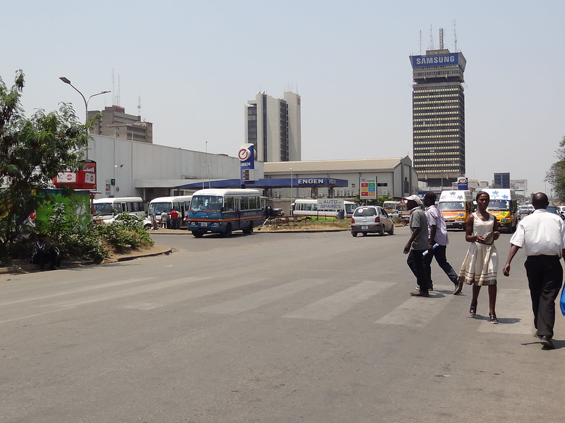 D Exhibition Zambia : Lusaka zambia skyscraperpage forum