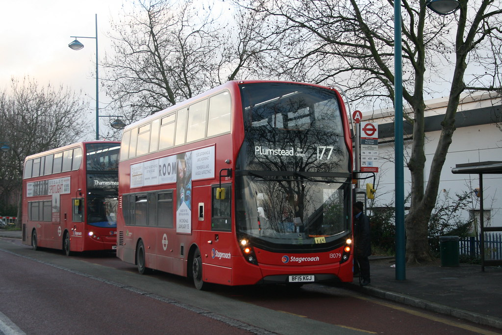 stagecoach 13079 on route 177 plumstead garage flickr