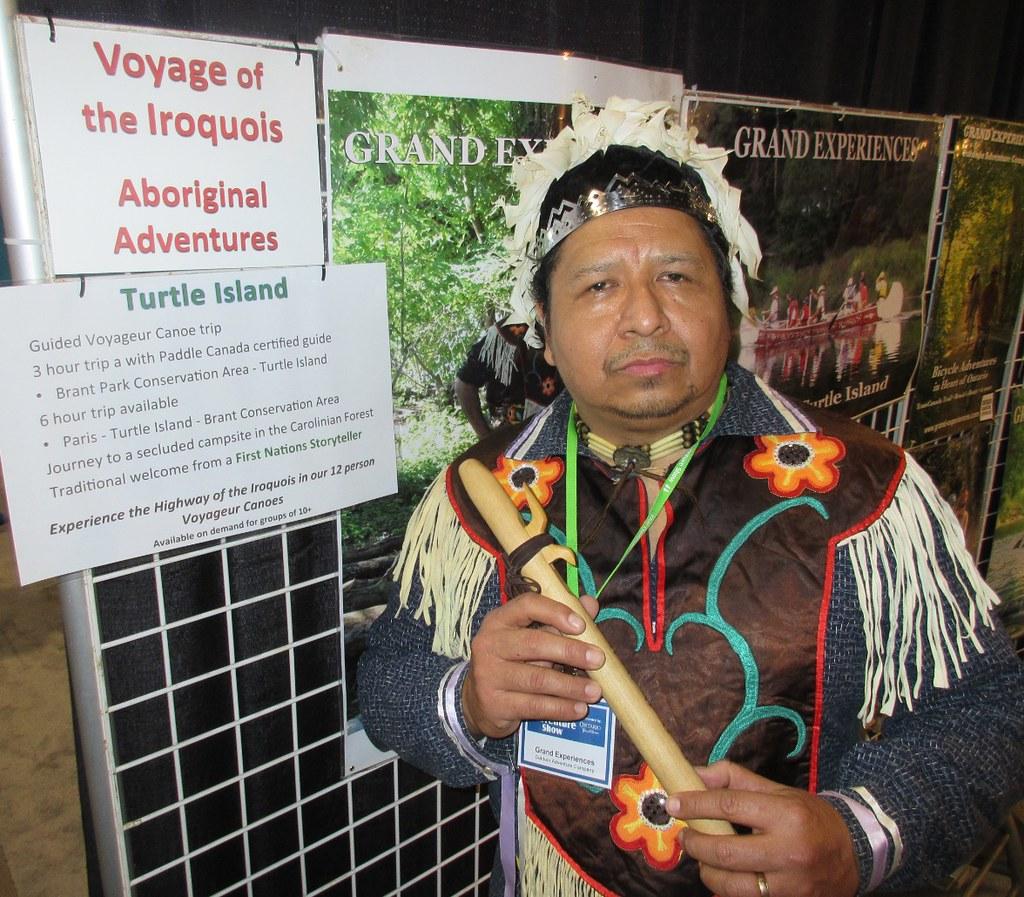 Iroqoius Village tribal experience