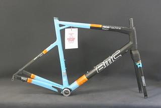 BMC Racemachine RM01 vorher