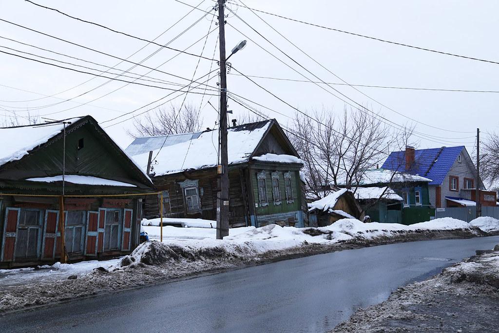 Деревня жопа