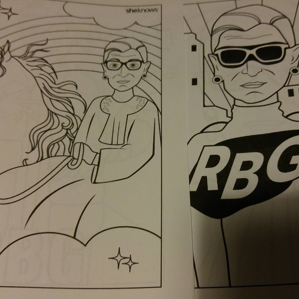 Why YesI Did Just Download Some Coloring Pages Featuring