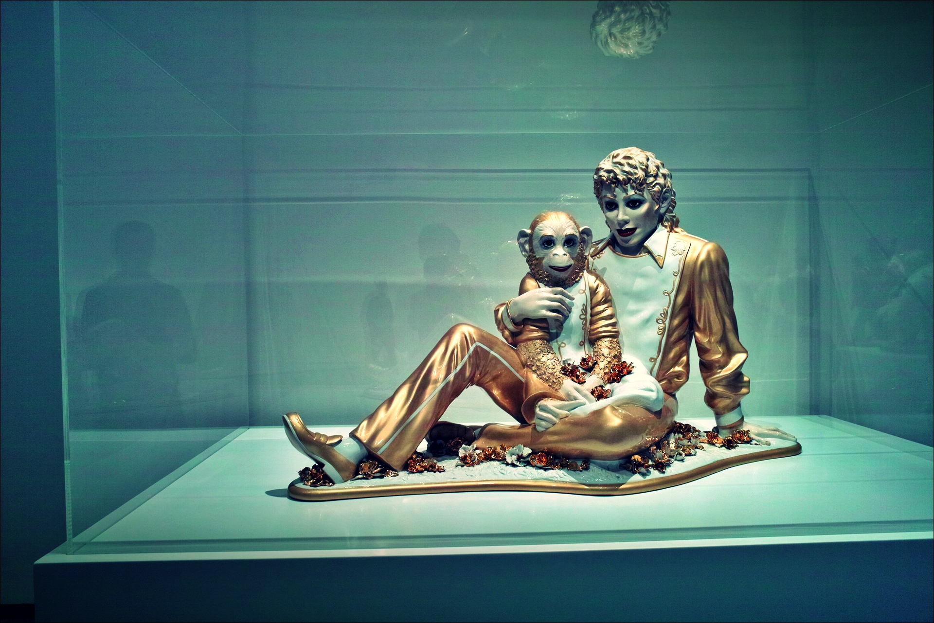 마이클 잭슨-'빌바오 구겐하임 미술관 Guggenheim museum bilbao'