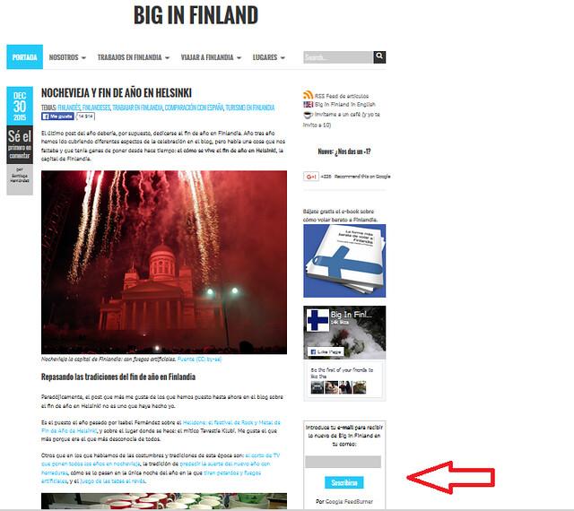 Suscribirse a Big in Finland