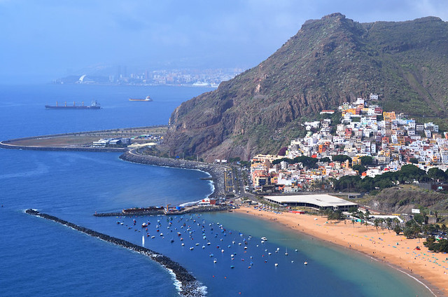 Harbour, San Andres, Tenerife