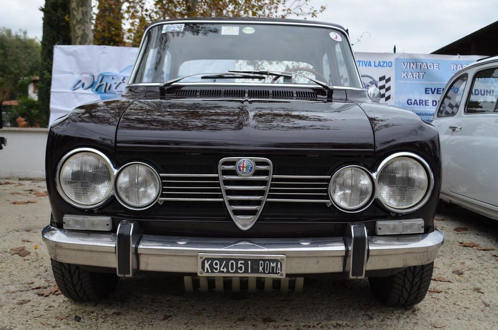 Giulia Super 1.3 - 1972