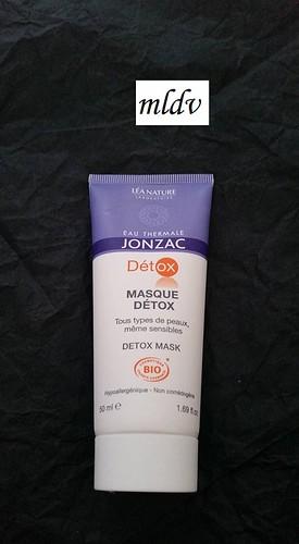 avis masque Chrono-Détox eau thermale jonzac