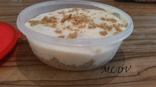 Tiramisu crème fouettée/chocolat blanc