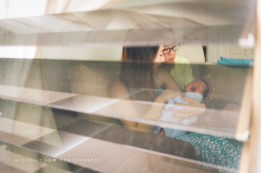Bump to Baby: Newborn Session
