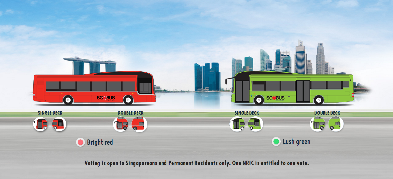 Lta Colour Your Buses Land Transport Guru