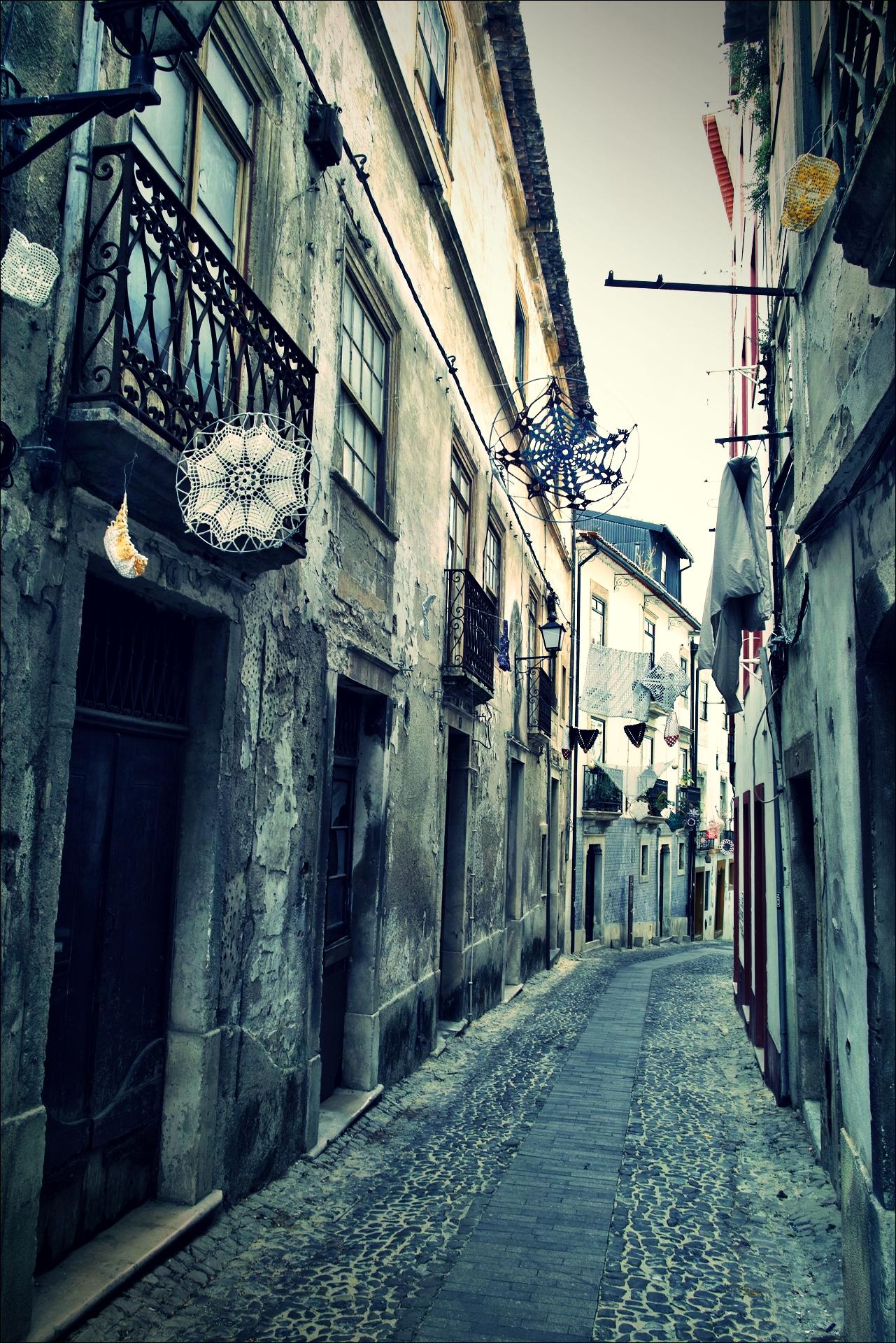 골목-'코임브라 Coimbra'