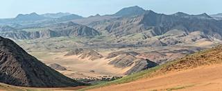 Kunene River Valley