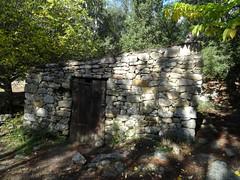 L'entrée du caseddu
