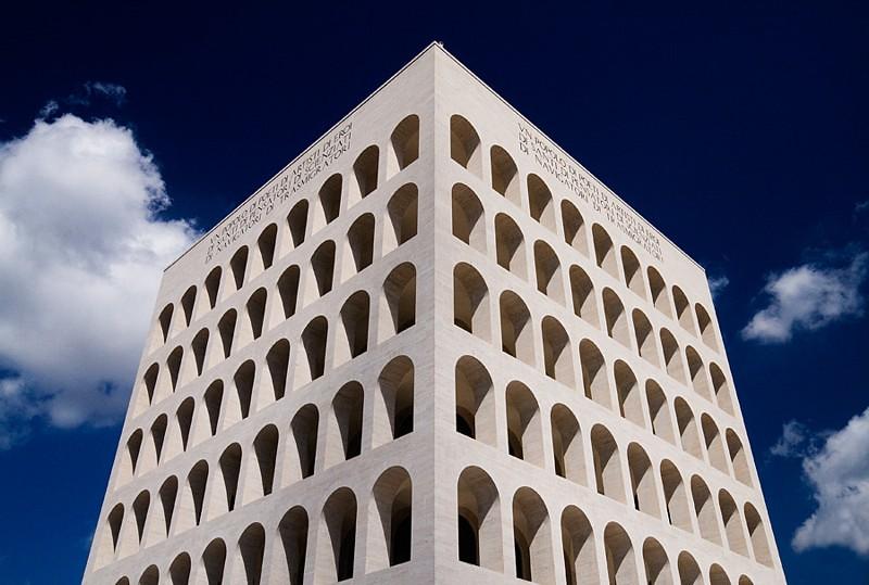 Coliseo Cuadrado