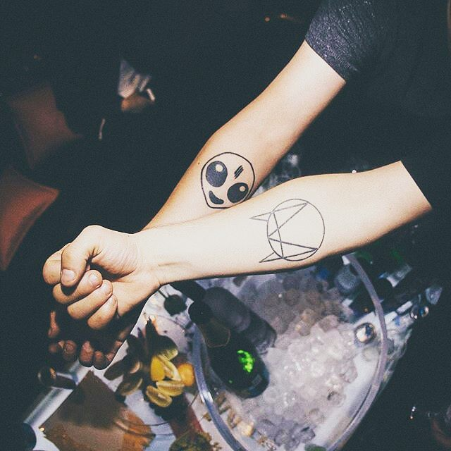 Future Tattoo 👽💋 Recess Owsla Skrillex Kid Isu Flickr