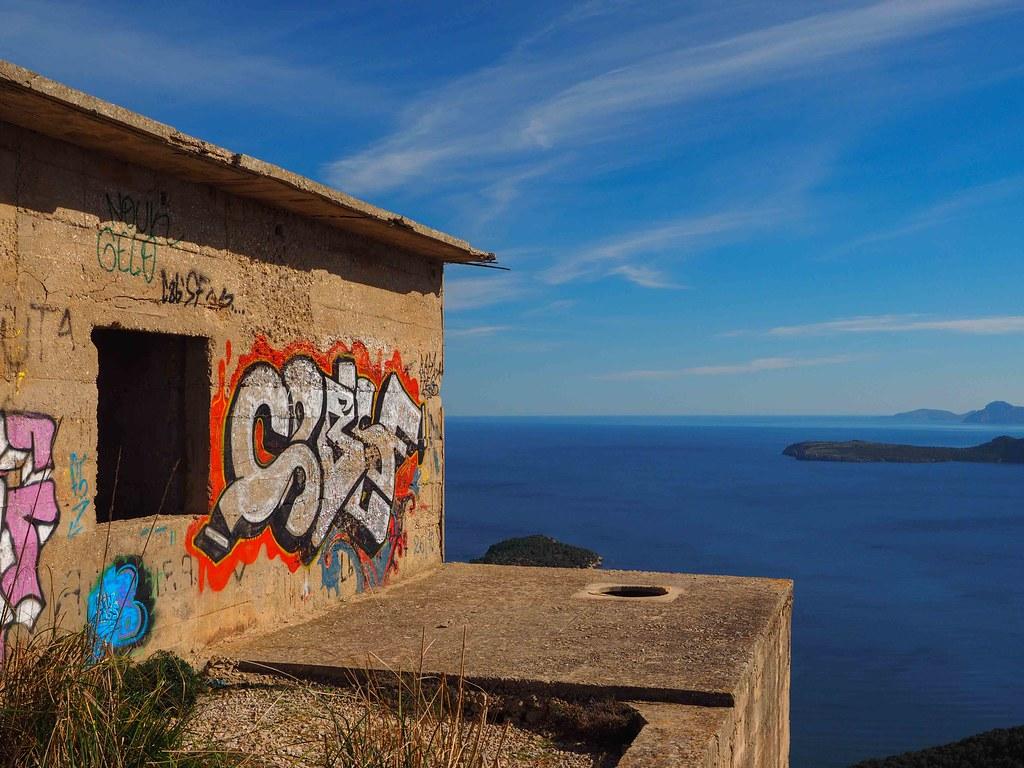 Mallorcas Bausünden mit Ausblick