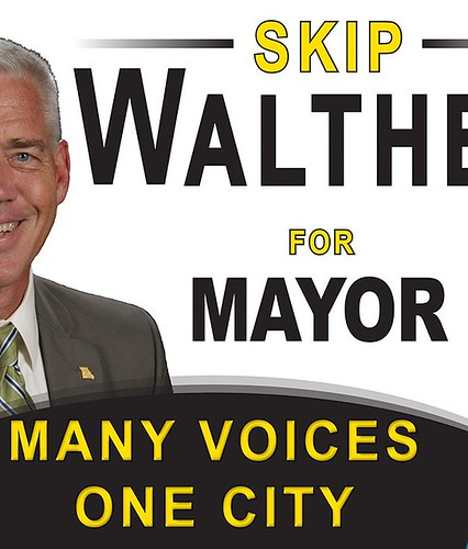 THE MANY VOICES OF SKIP WALTHER:  Lawyer, candidate, columnist, lobbyist