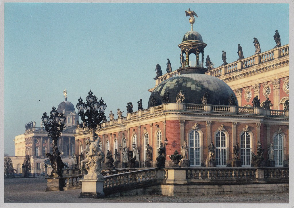 brandenburg potsdam sanssouci new palace unesco pa flickr. Black Bedroom Furniture Sets. Home Design Ideas