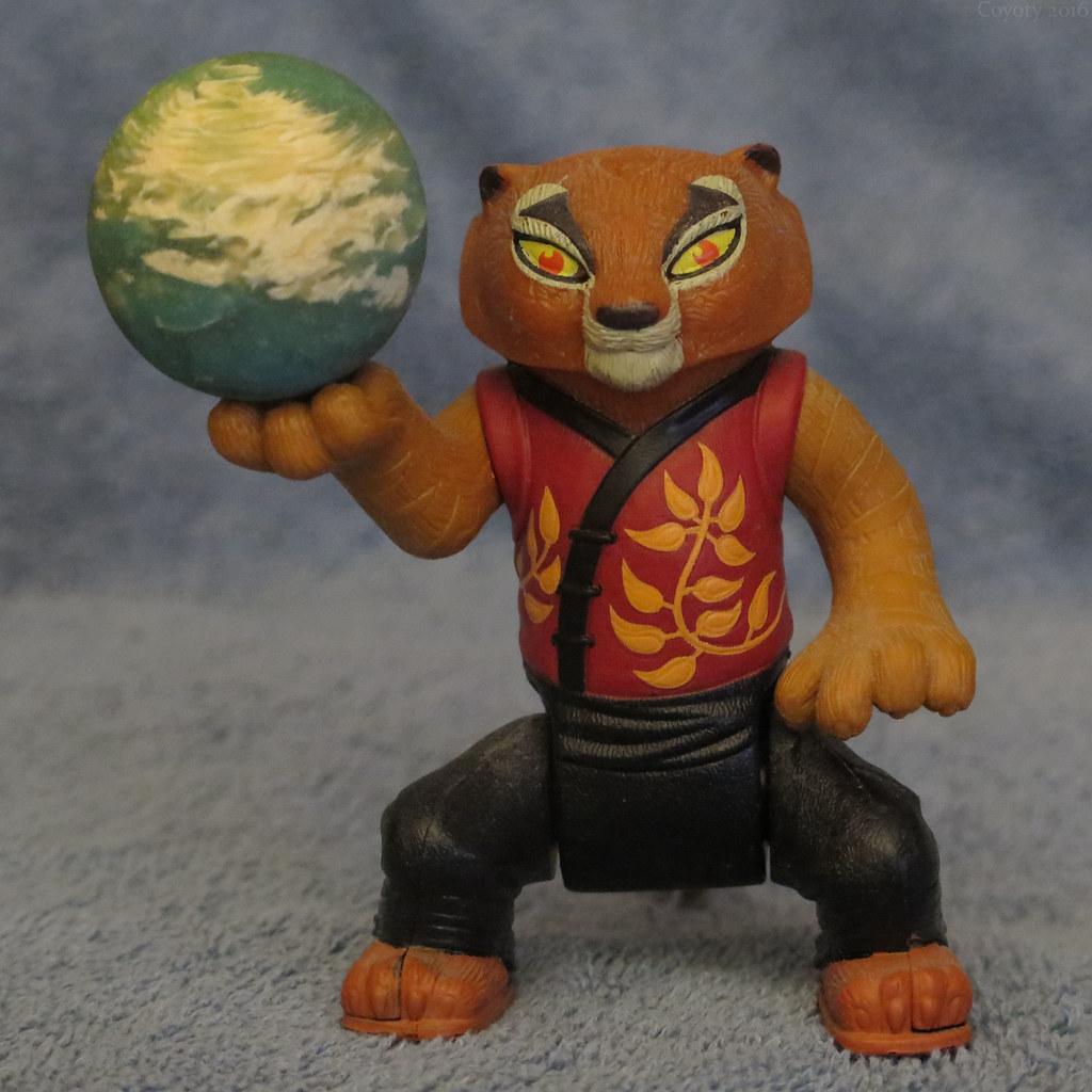 Po Kung Fu Panda Action Figure 20cm Pvc Boneco - R$ 120,00