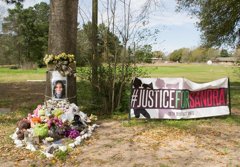 sandra bland settlement #justiceforsandra