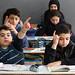 Students at the Second Bourj Hammoud Public School