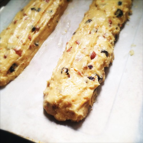 Chocolate, Dipped, Biscotti , 巧克力, 意大利, 脆餅, recipe, italian, cookie, double baked