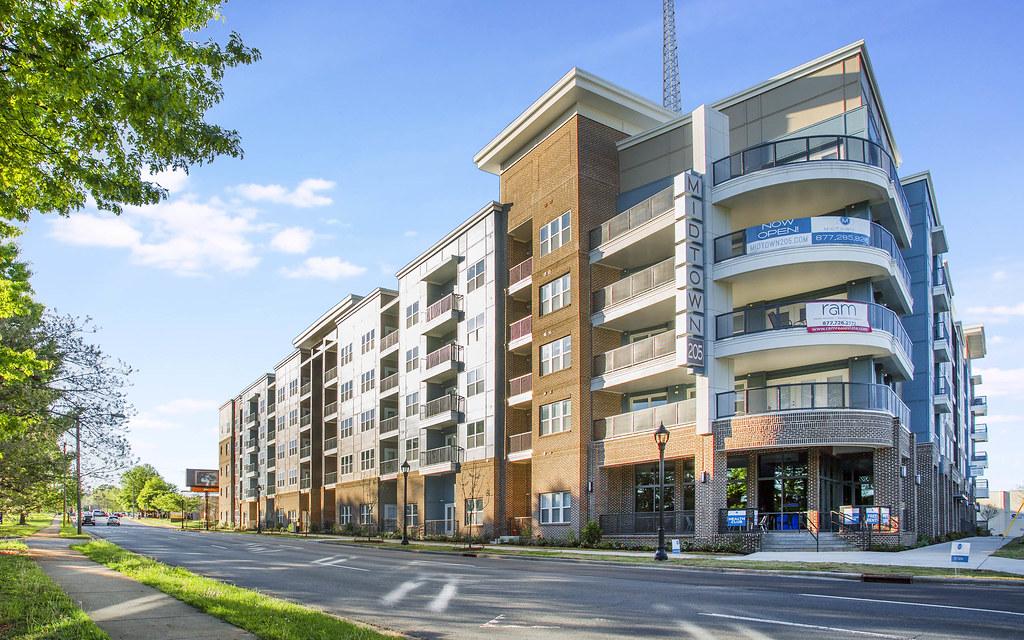 Midtown Apartments Charlotte Nc