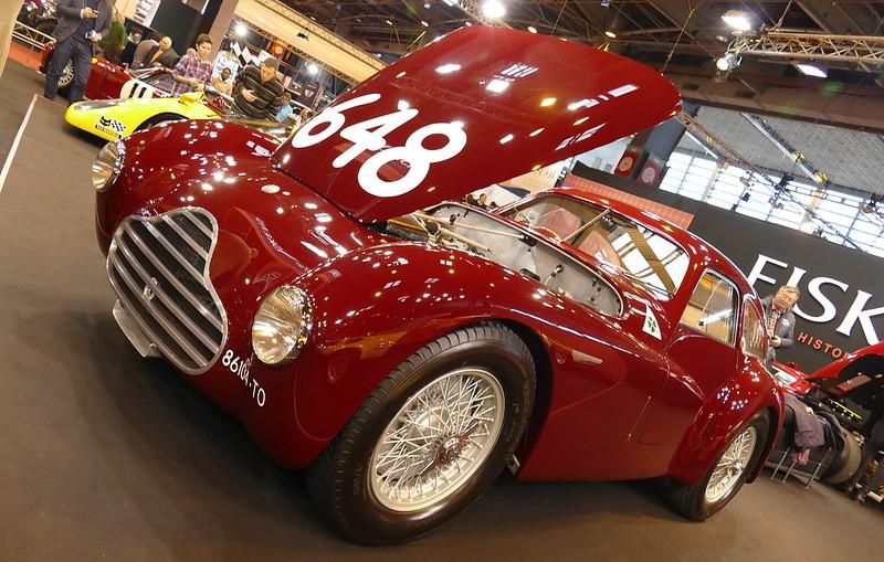 Alfa 2500/6C Competizione Retromobile Paris 2016 24310214904_d96ed4fde5_c