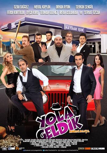 Yola Geldik: Komedi Mafya (2016)