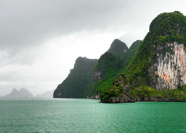 Islas de la bahía de Phang Nga