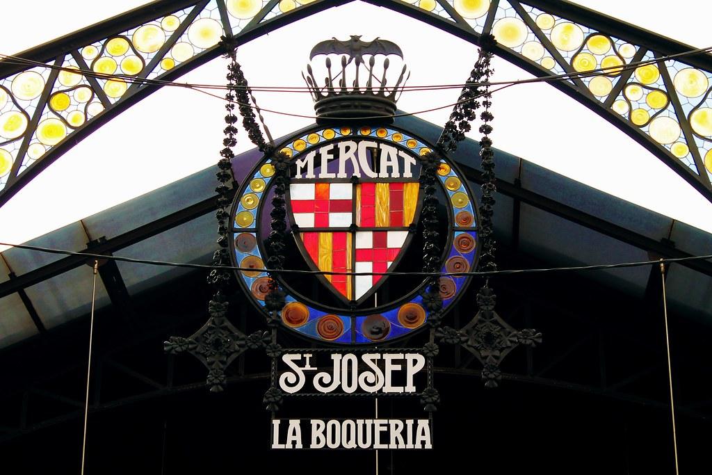 Drawing Dreaming - visitar Barcelona - Mercat de la Boqueria