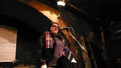 Anni He, textstrom Poetry Slam, Wien