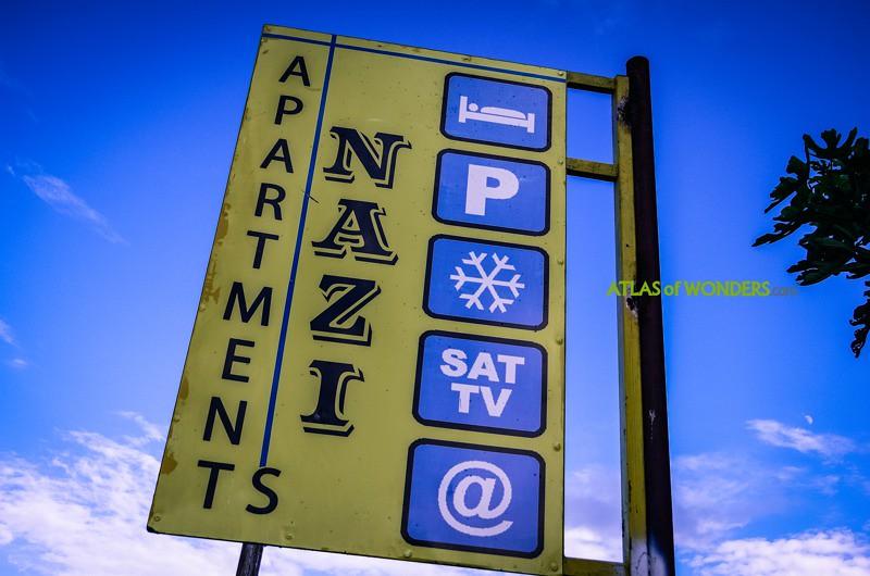 Nazi Apartments