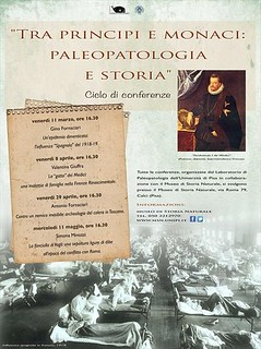Tra principi e monaci: paleopatologia e storia