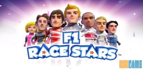 F1 Race Stars home