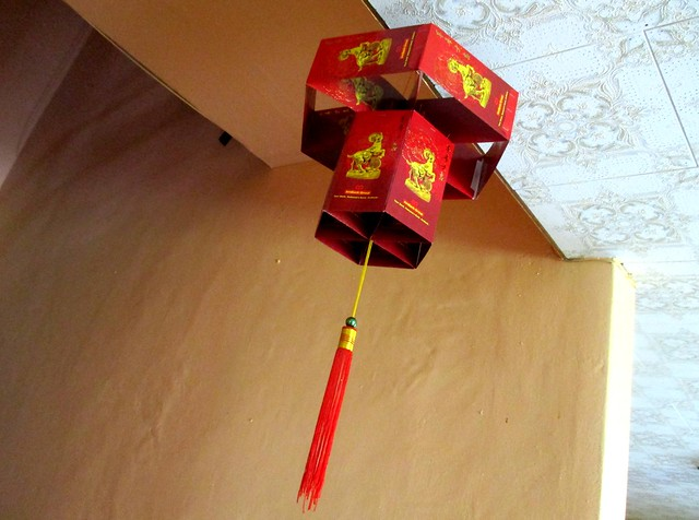 Chinese New Year lantern 2