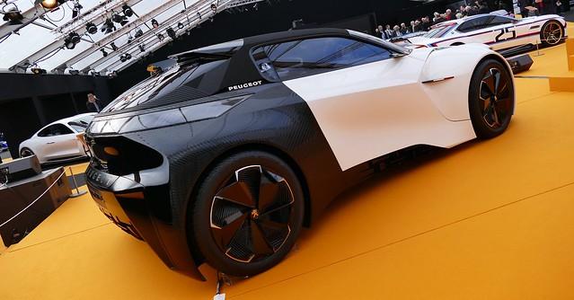 Cul noir pour le Secma F16/200T façon Peugeot Sport 24338683829_a64c43217f_z