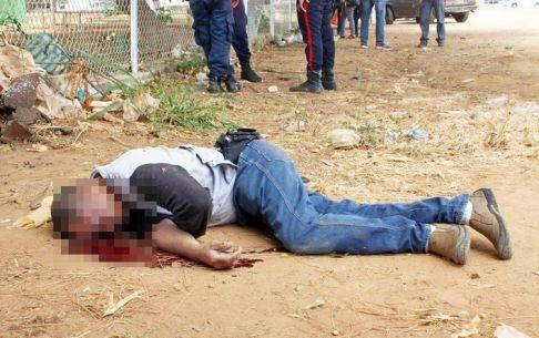 Puerto Ordaz: trabajador de Alcasa le disparó a su esposa frente a su hija y luego se quita la vida disparandose en la cabeza