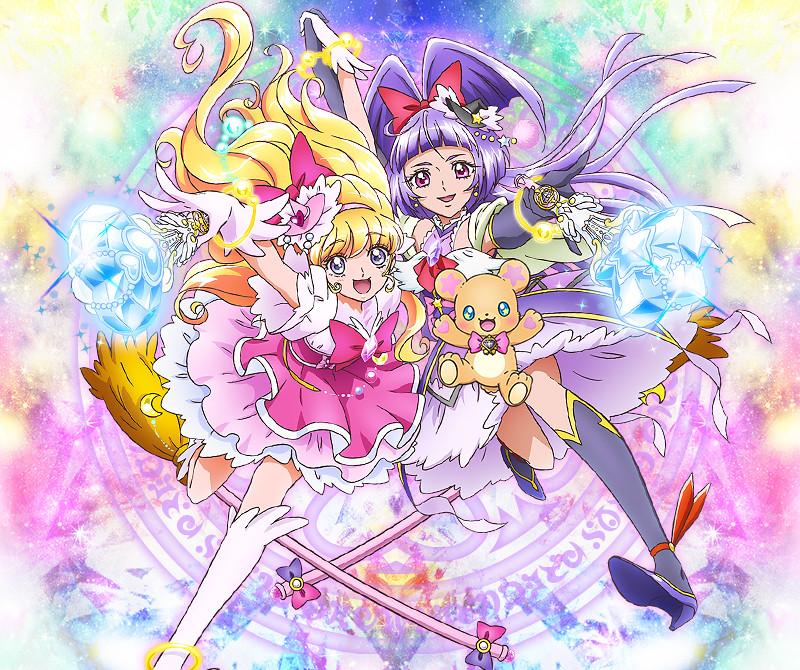 160120(1) - 開放四段形態變身、光之美少女動畫《魔法つかいプリキュア!》推出第2支預告、將於2/7放送!