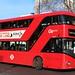 London Central Borismaster LT 417 (LTZ 1417) at St George's Circus, 11/02/2016