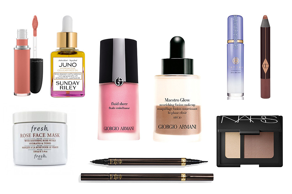 A High-End Beauty Wishlist