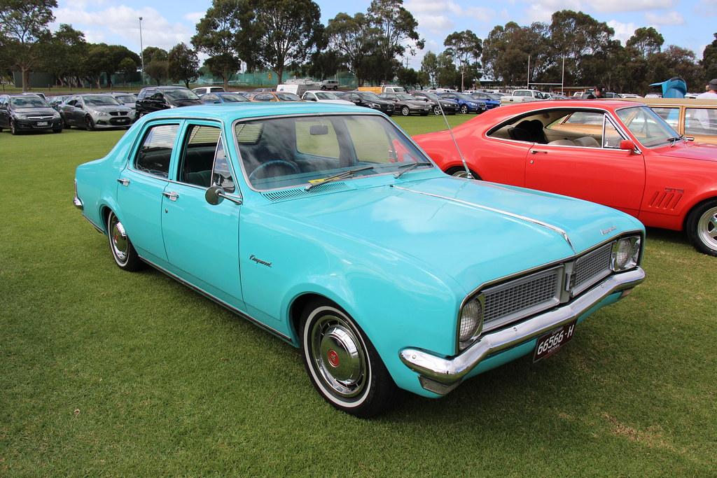 1970 Holden HG Kingswood Sedan | Aegean Aqua. The HG ...